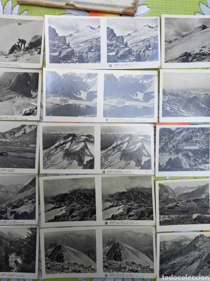 Fotografía antigua: VISTAS ESTEREOSCOPICAS DE ESPAÑA PIRINEOS DE HUESCA (1SERIE) 15 FOTOS RELLEV EN BUEN ESTADO - Foto 3 - 268741774