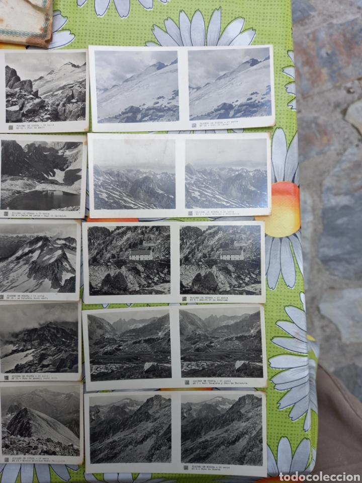 Fotografía antigua: VISTAS ESTEREOSCOPICAS DE ESPAÑA PIRINEOS DE HUESCA (1SERIE) 15 FOTOS RELLEV EN BUEN ESTADO - Foto 4 - 268741774