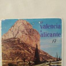 Fotografia antiga: VIEW MASTER DE VALENCIA A ALICANTE,C 253. Lote 287214043