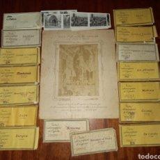 Fotografia antiga: GRAN LOTE COLECCIÓN DE FOTOGRAFIAS ESTEREOSCÓPICAS DE ESPAÑA Y FOTOGRAFIA DE ALFONSO XIII VALENCIA. Lote 291530728