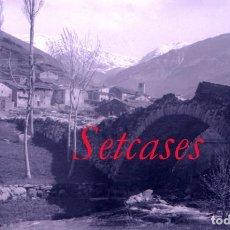 Fotografía antigua: SETCASES - 1926 - NEGATIU D'ACETAT. Lote 294380773