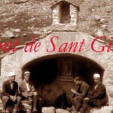 Fotografía antigua: NURIA - FONT DE SANT GIL - 1926 - NEGATIU D'ACETAT. Lote 294441443