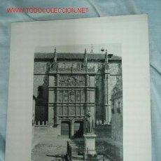 Fotografía antigua: FOTOTIPIA SALAMANCA. Lote 14008299