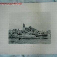 Fotografía antigua: FOTOTIPIA SALAMANCA. Lote 14008302