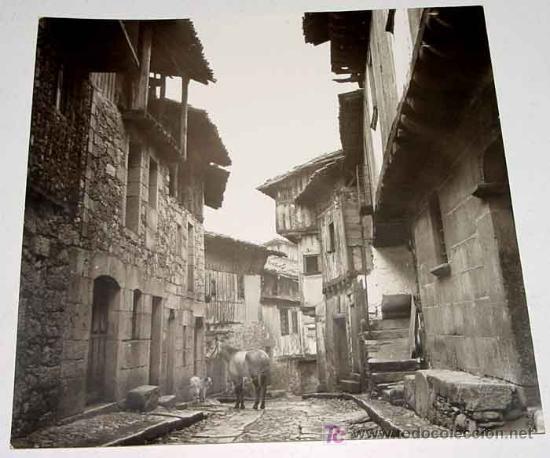 Antigua fotografia original de la alberca sala comprar for Imagenes de la alberca salamanca