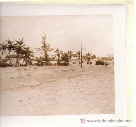 Fotografía antigua: Huracán e inundación -Fort Lauderdale ( Florida) , sept-octubre 1947. (20 fotografías originales) - Foto 5 - 23614528