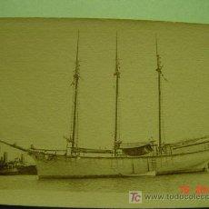 Fotografía antigua: 4603 BARCO - MELILLA -GUERRA DE MARRUECOS - FOTOGRAFIA ORIGINAL -AÑO 1922-COSAS&CURIOSAS. Lote 9753112