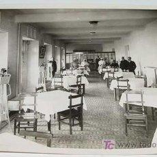 Fotografía antigua - ANTIGUA FOTOGRAFIA DE HOSPITAL DE MADRID, AÑOS 20 - COMEDOR - MIDE 17,5 X 13 CMS. - FOTOGRAFO MARIN - 8729852