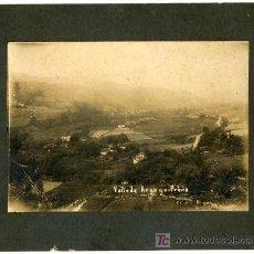 Fotografía antigua: FOTOGRAFIA DEL VALLE DE ARANGO, PRAVIA (ASTURIA).. Lote 12460465