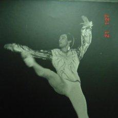 Fotografía antigua: 1509 BALLET DANZA PRECIOSA FOTOGRAFIA GRANDE PARA DECORAR 46 X 30 CM - MAS EN COSAS&CURIOSAS. Lote 9796032