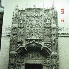 Fotografía antigua: 1506 VALLADOLID PRECIOSA FOTOGRAFIA GRANDE PARA DECORAR 46 X 30 CM - MAS EN COSAS&CURIOSAS. Lote 26938504