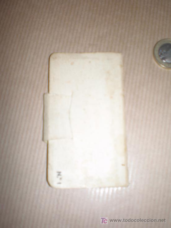 Fotografía antigua: antiguo acordeón de 10 FOTOS DE LA CIUDAD DE CADIZ (blanco y negro) - Foto 5 - 22393870