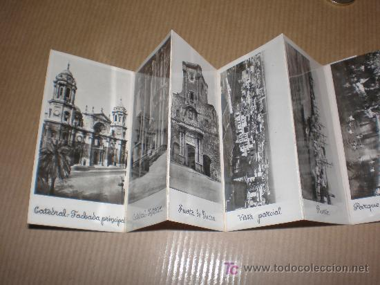 Fotografía antigua: antiguo acordeón de 10 FOTOS DE LA CIUDAD DE CADIZ (blanco y negro) - Foto 4 - 22393870