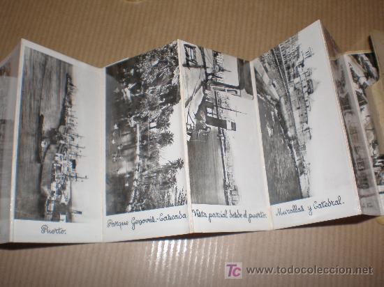 Fotografía antigua: antiguo acordeón de 10 FOTOS DE LA CIUDAD DE CADIZ (blanco y negro) - Foto 3 - 22393870