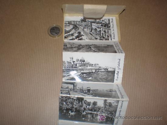 Fotografía antigua: antiguo acordeón de 10 FOTOS DE LA CIUDAD DE CADIZ (blanco y negro) - Foto 2 - 22393870