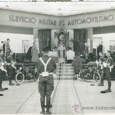 Photographie ancienne: BARCELONA. MILITAR. AUTOMOVILISMO. AÑO 1.944.. Lote 10588807