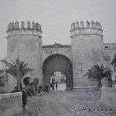 Fotografía antigua: BADAJOZ,AÑO 1922,11X8,FOTO GARRORENA,. Lote 8904532