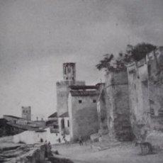 Fotografía antigua: BADAJOZ,AÑO 1922,11X8,FOTO GARRORENA, . Lote 16389933