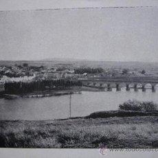 Fotografía antigua: BADAJOZ,AÑO 1922,11X8,FOTO GARRORENA, . Lote 8904705