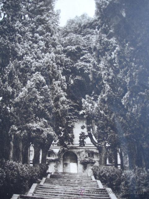 Cementerio de mallona bilbao 1922 15x21 de kurt comprar for Cementerio parque jardin la puerta