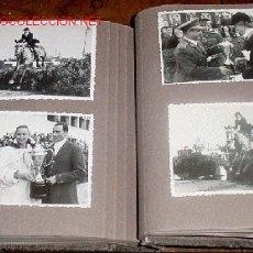 Fotografía antigua: ANTIGUO ALBUM DE FOTOS PERSONAL DE LA FAMOSA AMAZONA ESPAÑOLA SEÑORA REDER O REEDER PRIMERA CAMPEONA. Lote 26892031