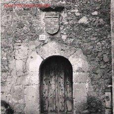 Fotografía antigua: CÁRCEL PÚBLICA, 22.. Lote 25399773
