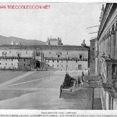 Fotografía antigua: GRAN HOSPITAL REAL DE SANTIAGO DE COMPOSTELA. Lote 2466185