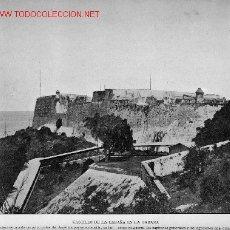 Fotografía antigua: CASTILLO DE LA CABAÑA EN LA HABANA (CUBA). Lote 2495335