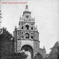 Fotografía antigua: SANTUARIO DE BEGOÑA (BILBAO). Lote 2506992