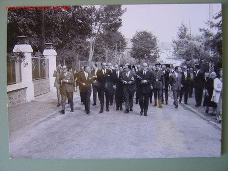Fotografía antigua: 6 FOTOGRAFIAS DE MANUEL FRAGA IRIBARNE - AÑOS 60 - Foto 3 - 26854204