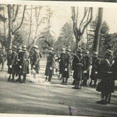 Fotografía antigua: OVIEDO. JURA DE BANDERA. AÑO 1925.. Lote 10588791