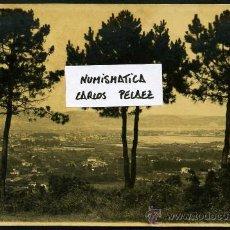 Fotografía antigua: ASTURIAS - GIJON. FOTOGRAFIA ORIGINAL DE 1930. GRAN FORMATO.. Lote 25625602