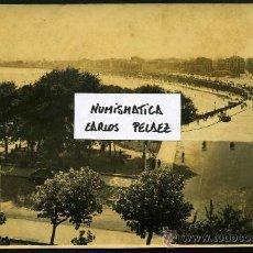 Fotografía antigua: ASTURIAS - GIJON - FOTOGRAFIA ORIGINAL DE 1930 - GRAN FORMATO. Lote 24329174