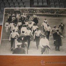 Fotografía antigua: FOTOGRAFIA CORRIDA TOROS. Lote 12817469