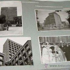 Fotografía antigua: LOTE DE 4 FOTOGRAFIAS DE FRANCISCO FRANCO . Lote 13834388