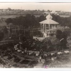 Fotografía antigua: FOTOGRAFIA DEL COLEGIO SAN LUIS GONZAGA. PUERTO DE SANTA MARIA . AL FONDO EL PINAR. Lote 12862862