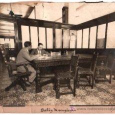 Fotografía antigua: COMPAÑIA TRASATLANTICA. SALON DE REUNIONES EN LA HABANA. Lote 13495822