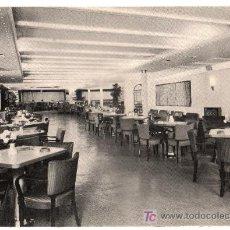 Fotografía antigua: COMPAÑIA TRASATLANTICA. TURBONAVE MONTSERRAT, SALON DE ESTAR. Lote 13496568