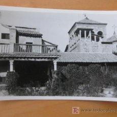 Fotografía antigua: FOTOGRAFIA DE TOLEDO. CASA DEL GRECO. Lote 13557706