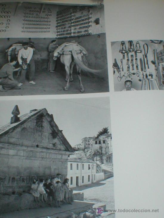 RONDA MALAGA DETALLES MICHAEL WOLGENSINGER LAMINA 1950 (Fotografía Antigua - Fotomecánica)
