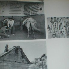 Fotografía antigua: RONDA MALAGA DETALLES MICHAEL WOLGENSINGER LAMINA 1950. Lote 27253197