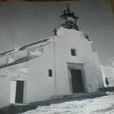 Fotografía antigua: ESTEPA SEVILLA IGLESIA MICHAEL WOLGENSINGER LAMINA 1950. Lote 25896377