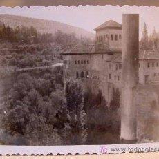 Fotografía antigua: FOTOGRAFIA, GRANADA, LA ALHAMBRA. Lote 15294305