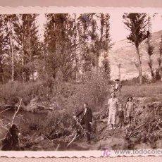 Fotografía antigua: FOTOGRAFIA, FOTO, MEDRANDA, GUADALAJARA, 1934, 6 X 8,5 CM. Lote 15321365