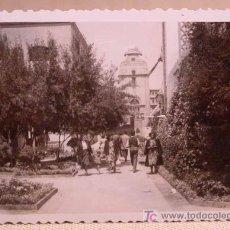 Fotografía antigua: ANTIGUA FOTO, VALENCIA, EXPOSICION REGIONAL 1948, PATIO INTERIOR, RECTORADO DE LA UNIVERSIDAD. Lote 15358707