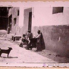 Fotografía antigua: ANTIGUA FOTO, GUADALAJARA, TRILLO, 1941, LABORATORIO CAMARILLO. Lote 20647492