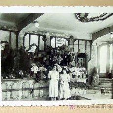 Fotografía antigua: FOTOGRAFIA FOTO, VALENCIA, 1950S, MERCADO DE LAS FLORES.. Lote 15606779