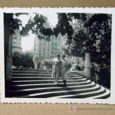 Fotografía antigua: FOTOGRAFIA FOTO, VALENCIA, 1950S, MERCADO DE LAS FLORES.. Lote 15661081