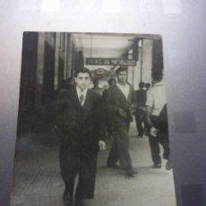 Fotografía antigua: ANTIGUA TARJETA POSTAL UNIVERS FILM LIBRAIRIE MATEO CASABLANCA. MARRUECOS. Lote 26039095