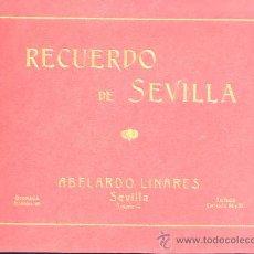 Fotografía antigua: ÁLBUM CON 18 REPRODUCCIONES LITOGRÁFICAS DE 10 X 15 CMS EN COLOR SEPIA DE MONUMENTOS . Lote 16669524